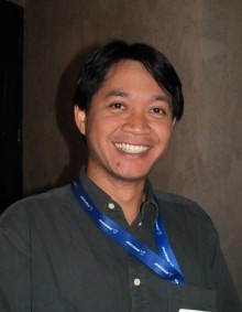 Graduate Student Dhani Prakoso