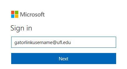 Microsoft OneDrive Sign on image